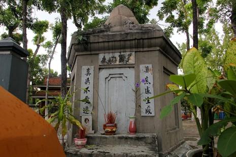 Hai lần di dời ngôi mộ cổ Thượng thư Ngô Nhân Tịnh  - ảnh 15