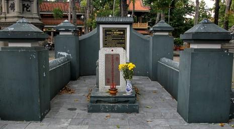 Hai lần di dời ngôi mộ cổ Thượng thư Ngô Nhân Tịnh  - ảnh 5