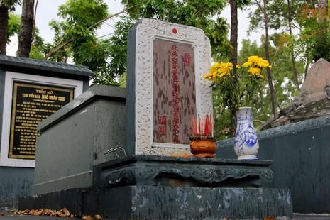 Hai lần di dời ngôi mộ cổ Thượng thư Ngô Nhân Tịnh  - ảnh 6