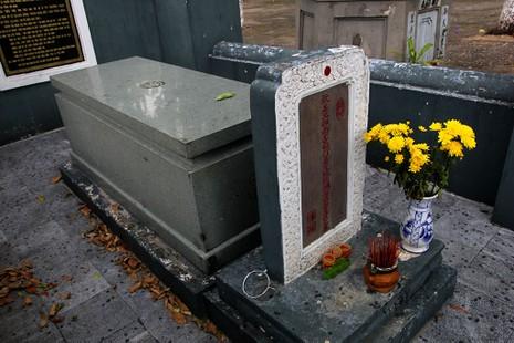 Hai lần di dời ngôi mộ cổ Thượng thư Ngô Nhân Tịnh  - ảnh 7