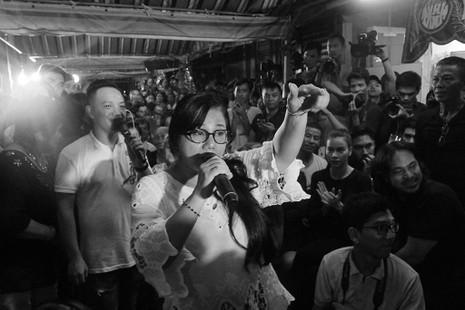 Nghệ sĩ Việt hát tiễn đưa ca sĩ Minh Thuận đến nửa đêm - ảnh 10