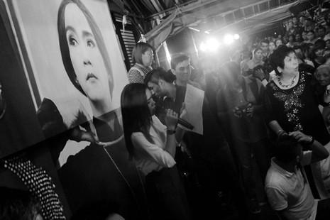 Nghệ sĩ Việt hát tiễn đưa ca sĩ Minh Thuận đến nửa đêm - ảnh 11