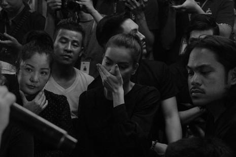 Nghệ sĩ Việt hát tiễn đưa ca sĩ Minh Thuận đến nửa đêm - ảnh 15