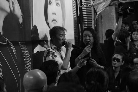 Nghệ sĩ Việt hát tiễn đưa ca sĩ Minh Thuận đến nửa đêm - ảnh 20