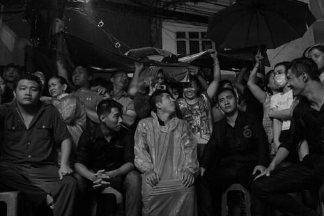 Nghệ sĩ Việt hát tiễn đưa ca sĩ Minh Thuận đến nửa đêm - ảnh 22