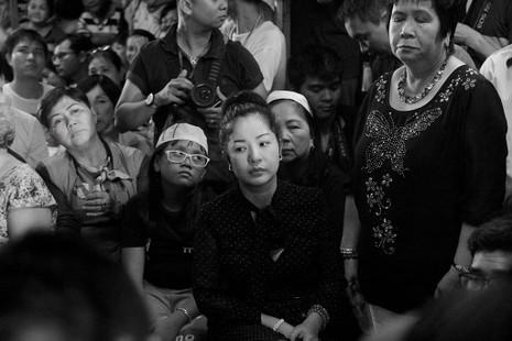 Nghệ sĩ Việt hát tiễn đưa ca sĩ Minh Thuận đến nửa đêm - ảnh 6