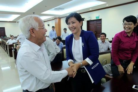 Hai nguyên lãnh đạo TP.HCM chính thức nghỉ hưu - ảnh 3