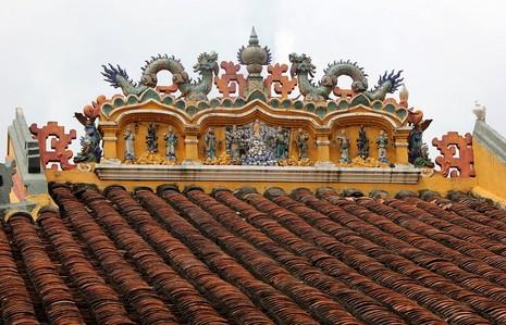 Ngôi chùa gần 300 năm tuổi giữa lòng thành phố - ảnh 6