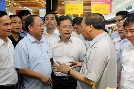Thủ tướng bất ngờ vi hành ở TP.HCM - ảnh 3