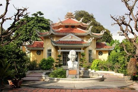 Chuyện ít biết về nơi an nghỉ cụ Phan Châu Trinh - ảnh 1