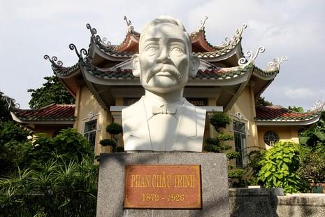 Chuyện ít biết về nơi an nghỉ cụ Phan Châu Trinh - ảnh 2