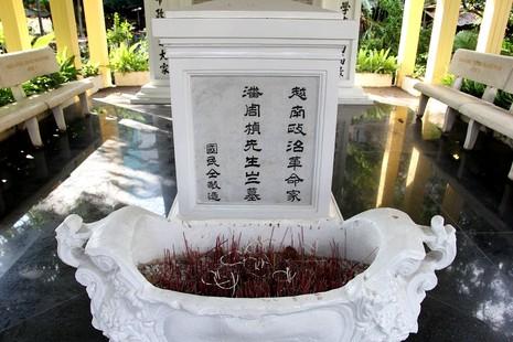 Chuyện ít biết về nơi an nghỉ cụ Phan Châu Trinh - ảnh 5