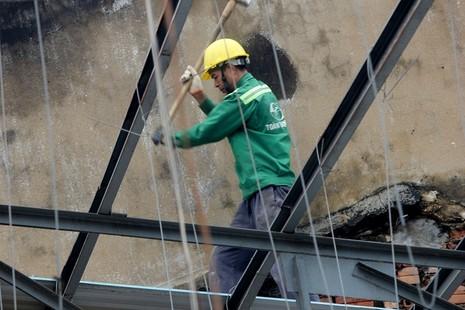 Đang đập Thương xá Tax để xây công trình 40 tầng - ảnh 9