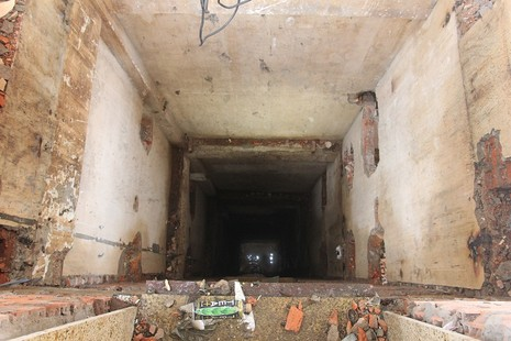 Đang đập Thương xá Tax để xây công trình 40 tầng - ảnh 21