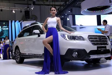 Phạm Hương cùng dàn người đẹp đọ dáng tại VIMS 2016 - ảnh 6
