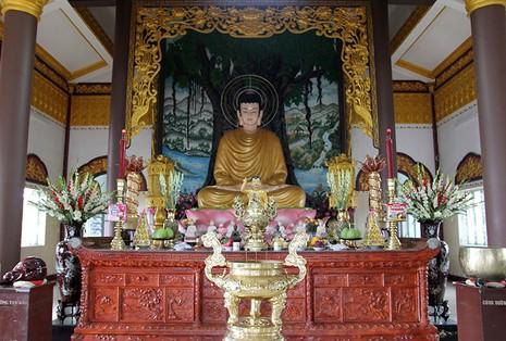 Diện mạo mới của ngôi chùa được xây dựng từ năm 1721 - ảnh 12