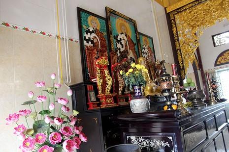 Diện mạo mới của ngôi chùa được xây dựng từ năm 1721 - ảnh 16