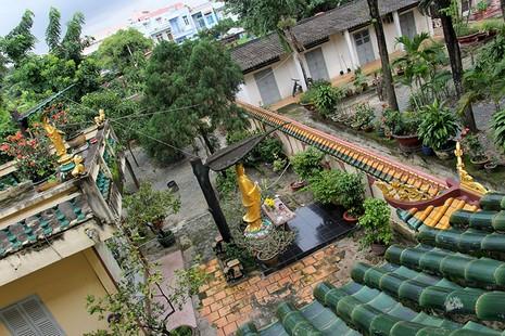 Diện mạo mới của ngôi chùa được xây dựng từ năm 1721 - ảnh 20
