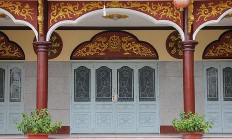 Diện mạo mới của ngôi chùa được xây dựng từ năm 1721 - ảnh 2