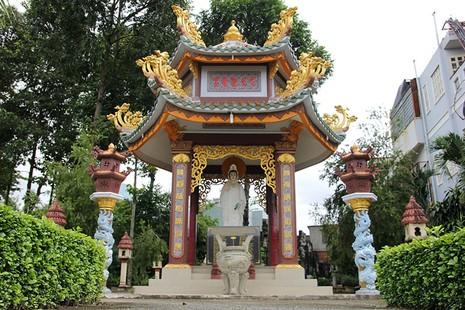 Diện mạo mới của ngôi chùa được xây dựng từ năm 1721 - ảnh 3