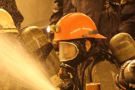 Diễn tập giải cứu 30 người bị tai nạn ở hầm Thủ Thiêm - ảnh 10