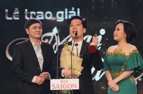 Trường Giang thắng đậm tại Mai Vàng 2016 - ảnh 1