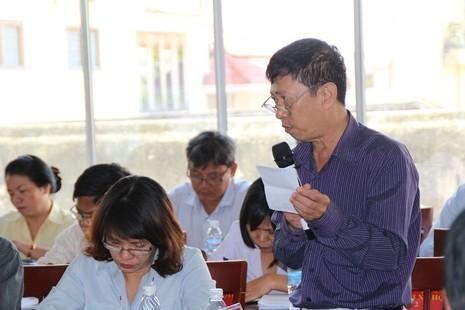 Lê Chu Giang lưu ý phòng LĐ-TB&XH làm thủ tục bỏ rơi theo đúng quy định.