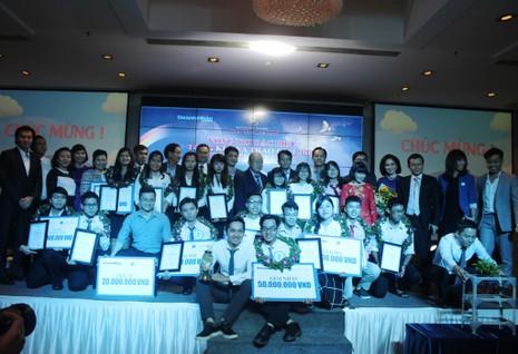 Cao lá sâm giành giải nhất thi tài năng Lương Văn Can - ảnh 5