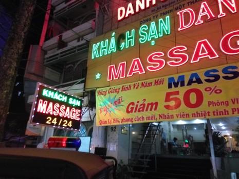 Khách sạn phục vụ massage kiêm kích dục 24/24 - ảnh 2