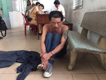 Hơn 30 mô tô cảnh sát truy đuổi 'xe điên' náo loạn sài Gòn - ảnh 1