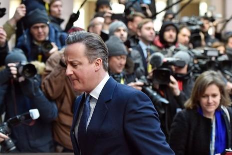 Khủng hoảng nhập cư kéo Anh ra khỏi EU? - ảnh 1