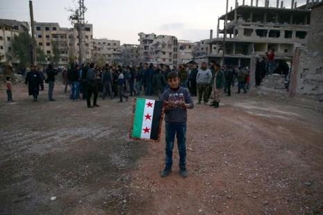 Nga - Syria đẩy mạnh tấn công phe nổi dậy trước hạn ngừng bắn - ảnh 2