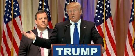 Ngày 'siêu thứ Ba': Donald Trump và Hillary Clinton chiến thắng áp đảo - ảnh 1