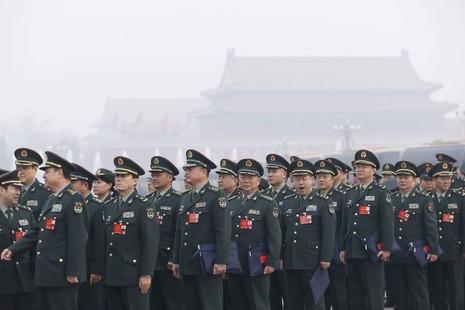 Trung Quốc tăng hơn 7% ngân sách quốc phòng - ảnh 2