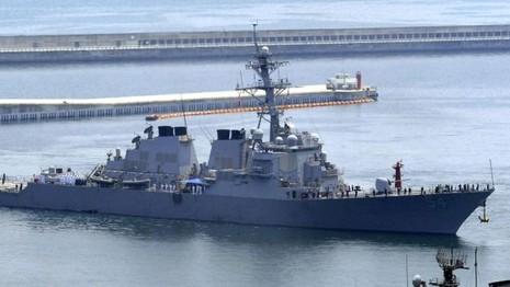 Mỹ có thể 'chơi bài ngửa' với Trung Quốc ở biển Đông - ảnh 1