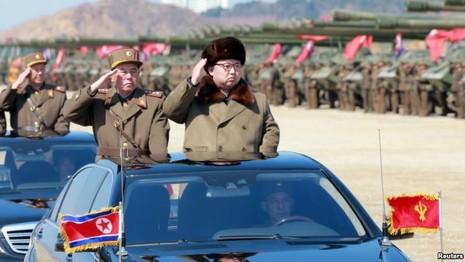 Triều Tiên sẽ thử hạt nhân lần 5 vào tháng 5? - ảnh 2