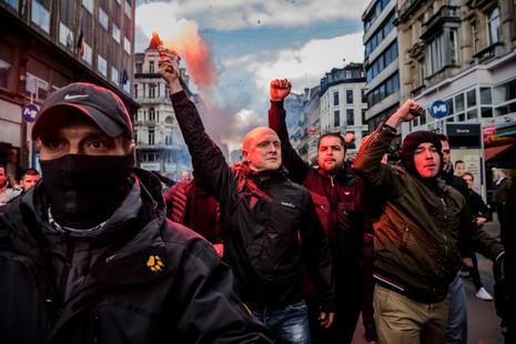 Càn quét, bắt giữ hàng loạt nghi can khủng bố tại châu Âu - ảnh 1