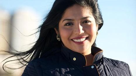 Cô gái nhập cư trở thành phó chủ tịch Goldman Sachs năm 27 tuổi - ảnh 1