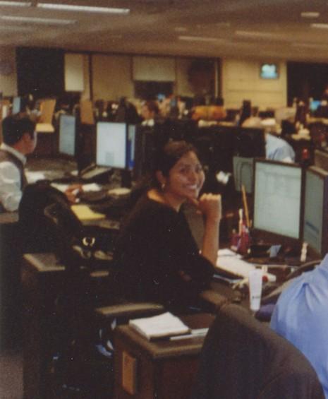 Cô gái nhập cư trở thành phó chủ tịch Goldman Sachs năm 27 tuổi - ảnh 3