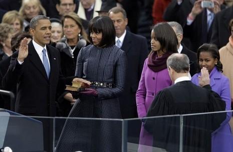 Lãnh đạo thế giới tuyên thệ nhậm chức như thế nào? - ảnh 1