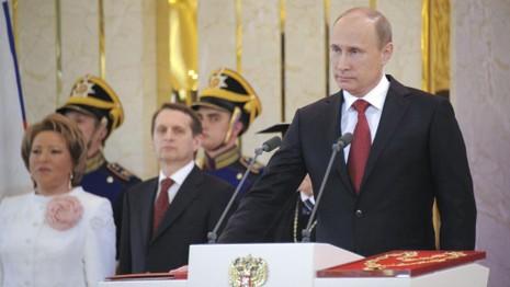 Lãnh đạo thế giới tuyên thệ nhậm chức như thế nào? - ảnh 2