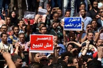 2.000 người biểu tình lật đổ chính phủ ở Ai Cập   - ảnh 2