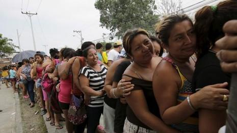 Ecuador rao bán tài sản chính phủ để tái thiết sau động đất - ảnh 2