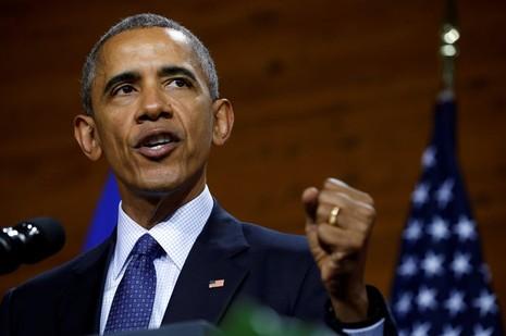 Ông Obama: Mỹ không hủy diệt Triều Tiên, dù hoàn toàn có thể - ảnh 1
