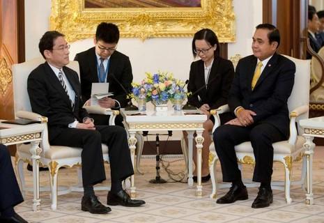 Nhật kêu gọi thông qua Quy tắc ứng xử ở biển Đông - ảnh 1