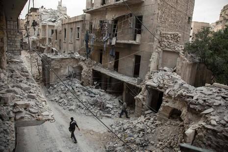Hội đồng Bảo an LHQ họp khẩn về Syria - ảnh 1