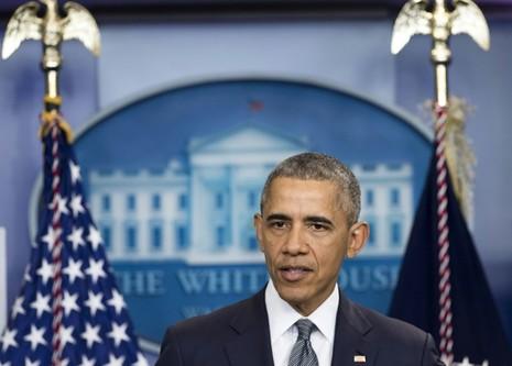 Obama: Bầu cử tổng thống Mỹ không phải là truyền hình thực tế - ảnh 1