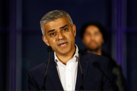 Người Hồi giáo đầu tiên làm thị trưởng London - ảnh 1