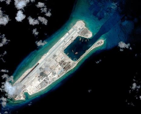 Trung Quốc sẽ tăng cường quân sự trên biển Đông - ảnh 2