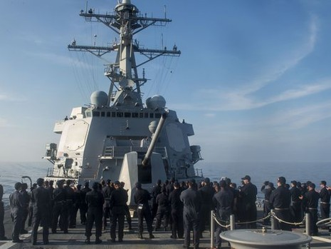 Tướng Mỹ - Trung họp bàn giảm nguy cơ đối đầu ở biển Đông - ảnh 3
